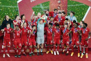 Bayern Munich hoàn tất cú ăn 6 lịch sử