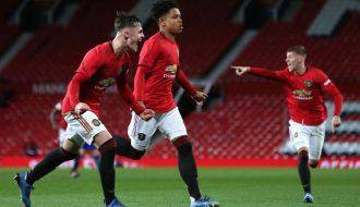 Shola Shoretire, sao trẻ được kỳ vọng tỏa sáng ở Man United