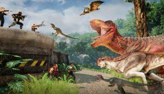 Đã mắt với top game khủng long có đồ họa đẹp nhất hệ mặt trời