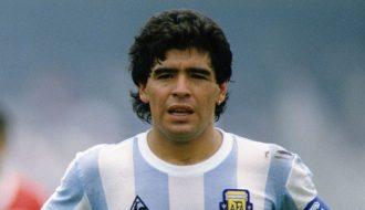 Diego Maradona - Huyền thoại bóng đá bất tử trong lòng người hâm mộ