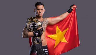 Điểm mặt top những võ sĩ người Việt nổi tiếng trên đấu trường quốc tế