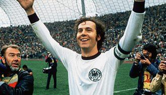 Đôi nét tiêu biểu về huyền thoại bóng đá thế giới Beckenbauer