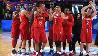 Đội tuyển bóng rổ Canada tuyên bố không thi Olympic 2020