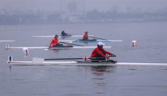 Đội tuyển đua thuyền Việt Nam sẵn sàng cho mục tiêu chinh phục SEA Game 31