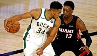 Giải NBA: Antetokounmpo ghi 29 điểm, Milwaukee Bucks thua 5 trận
