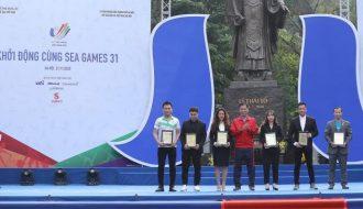 HOT SEA Game 31 tại Việt Nam: Có 40 môn với hơn 520 nội dung thi đấu