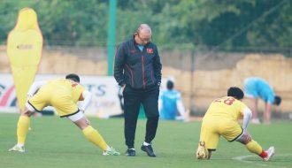 Kết thúc SEA Games 31: Thầy Park chỉ có 3 ngày nghỉ chuẩn bị AFF Cup