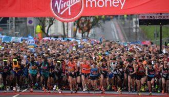 London Marathon 2021 hàng trăm nghìn vận động viên đăng ký