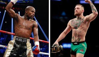 McGregor bị Mayweather gọi là 'McLoser' (kẻ thất bại)