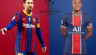 Messi đấu Mbappe sự nối tiếp xứng đáng của bóng đá thế giới
