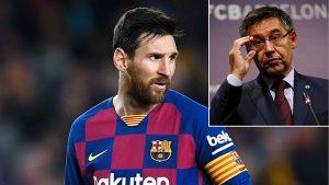 Một năm đáng quên của tiền đạo Lionel Messi