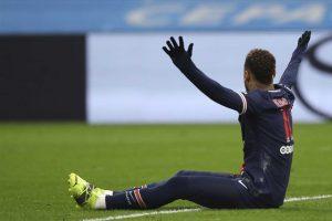 Neymar tiếp tục chấn thương không thể cùng PSG chinh chiến