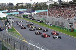 Mùa giải đua xe F1 hứa hẹn hấp dẫn