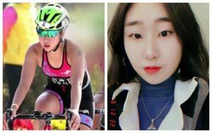 Nữ vđv ba môn phối gợp Choi Sook Hyun