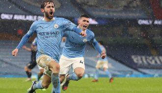 Ruben Dias trở thành tấm lá chắn vững chắc của Man City
