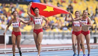 SEA Game 31: Điền kinh Việt Nam quyết giữ ngôi vương