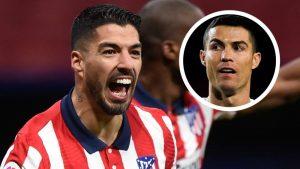 Suarez phá kỷ lục của Ronaldo khiến nhiều CĐV Barca tiếc nuối