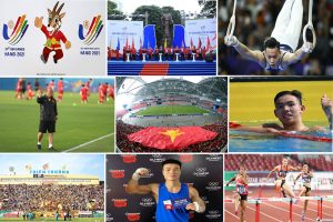 Thể thao Việt Nam 2021
