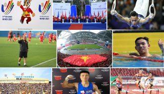 Thể thao Việt Nam năm 2021: Tăng tốc Olympic, bứt phát SEA Games