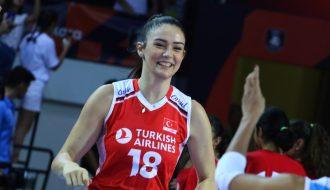 Thiên thần bóng chuyền Zehra Gunes tài sắc vẹn toàn