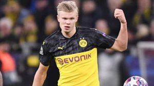 Tiền đạo Erling Haaland giành Quả bóng vàng trong tương lai?