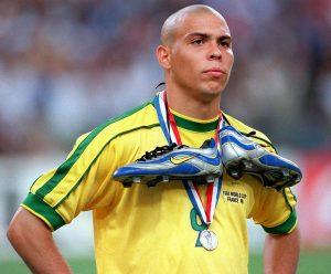 tiểu sử của Ronaldo béo