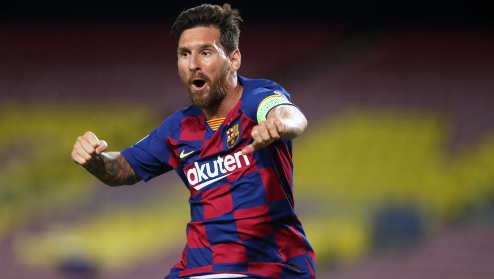 Messi vận động viên có thu nhập cao nhất thế giới