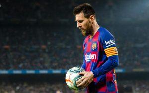 Messi đang là vận động viên có thu nhập cao nhất thế giới