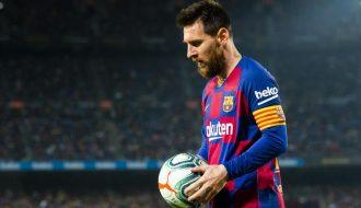 Vận động viên thu nhập cao nhất thế giới gọi tên Messi