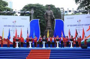 Việt Nam đăng cai tổ chức đại hội thể thao seagame 31