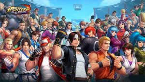 game-The King-of-Fighters